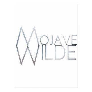 Mojave Wilde Postcard