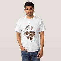 mojimonster mojimonsuta * polar bear (Polar Bear) T-Shirt