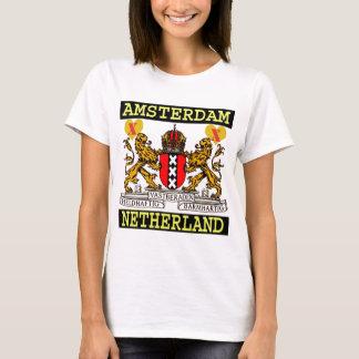 Mojisola A Gbadamosi Amsterdam vacations photgraph T-Shirt