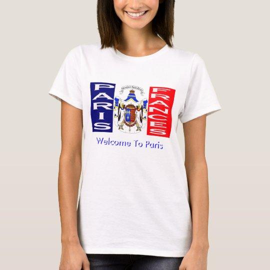 Mojisola A Gbadamosi (Welcome to Paris) T-Shirt