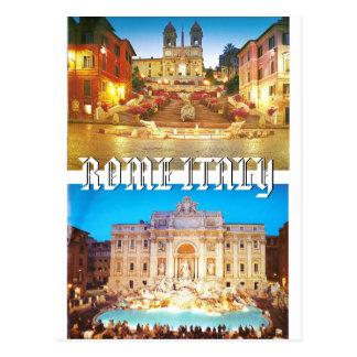 MOJISOLA GBADAMOSI OKUBULE PHOTOGRAPHY(ROME, ITALY POSTCARD