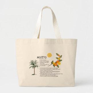 Mojito Canvas Bag