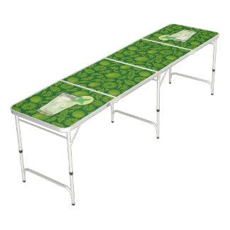 Mojito Beer Pong Table