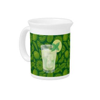 Mojito Beverage Pitcher