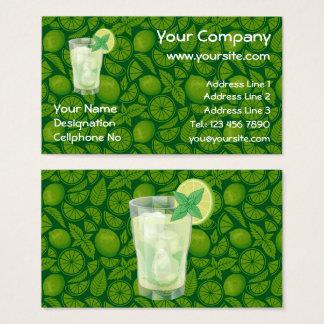 Mojito Business Card