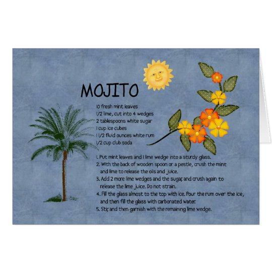 Mojito Card