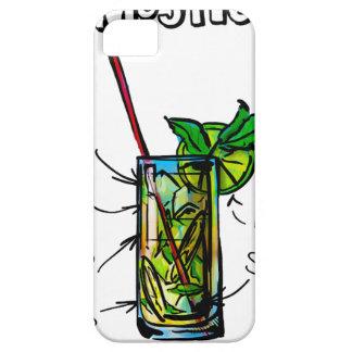 Mojito Cocktail Recipe iPhone SE/5/5s Case