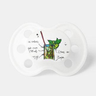 Mojito Cocktail Recipe Pacifier
