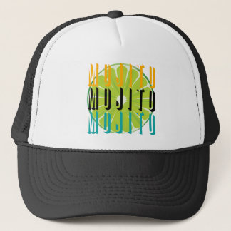 Mojito Colors Trucker Hat