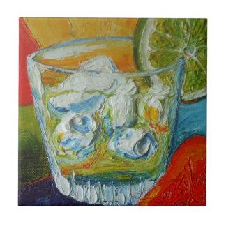 Mojito Drink Tile