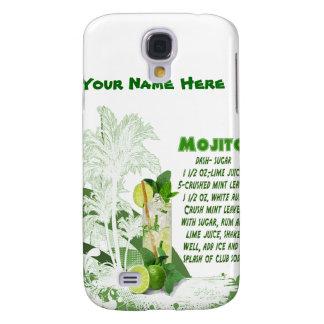 Mojito I-Phone 3 Samsung Galaxy S4 Cover