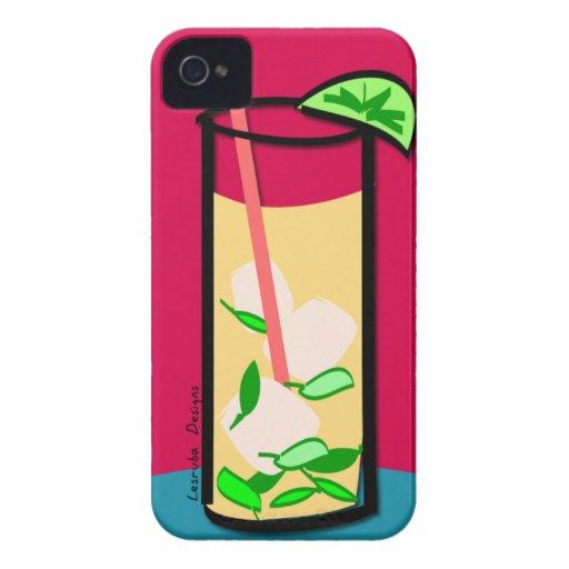 Mojito iPhone 4 Carcasa