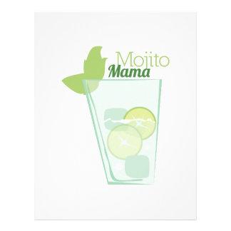 Mojito Mama Letterhead