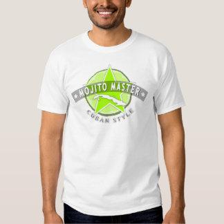 Mojito Master, Cuban Style Tee Shirt