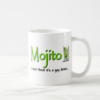 Mojito: ¿No una bebida gay…? Taza