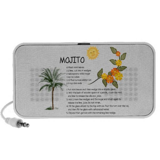 Mojito Notebook Speakers