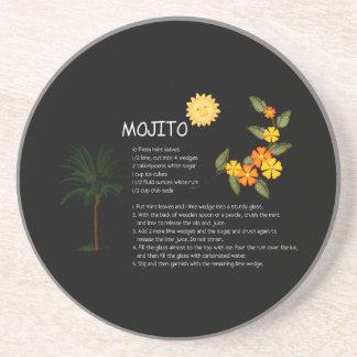 Mojito Sandstone Coaster