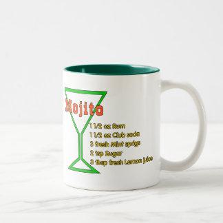 Mojito Two-Tone Coffee Mug