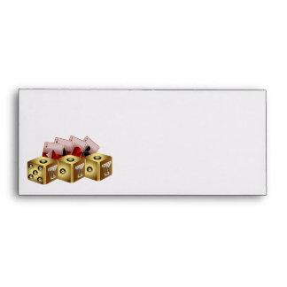 Mojo-dice-cards Envelope