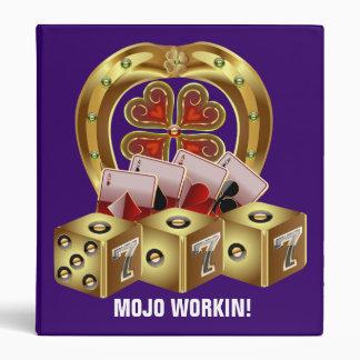 Mojo Fast Luck Binder