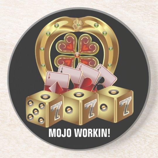 Mojo Fast Luck Coaster