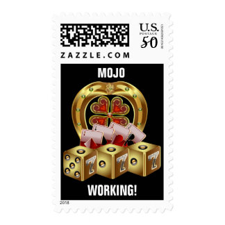 Mojo Fast Luck Postage