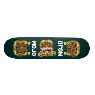 Mojo Fast Luck Skateboard