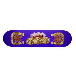 Mojo Fast Luck Skateboard Ver-2