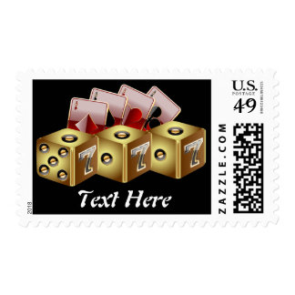 Mojo Fast Luck Stamp