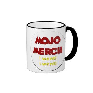 Mojo Merch Drinking Implement Ringer Coffee Mug