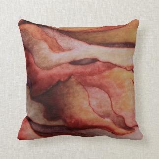 Mojo Pillows-Soft Flowing Pastel Watercolors