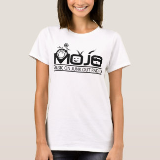 MOJO RADIO ladies T-Shirt