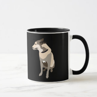 Mojo the Belgian Shepherd Mug