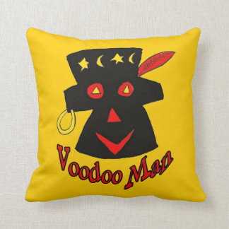 MOJO VOODOO MAN PILLOW