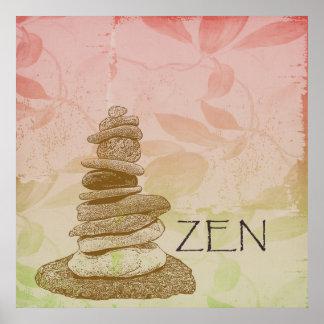 Mojón del zen impresiones