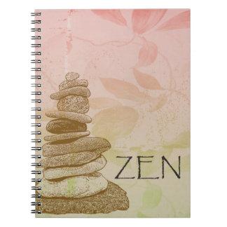 Mojón del zen spiral notebooks