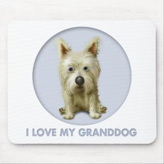 Mojón Terrier 1 Granddog Alfombrillas De Raton