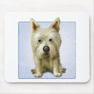 Mojón Terrier 1 Alfombrillas De Ratón
