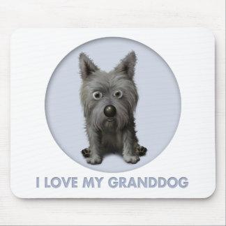 Mojón Terrier 2 Granddog Alfombrillas De Raton