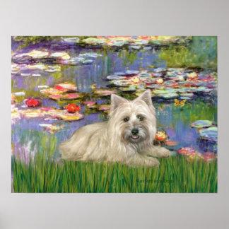 Mojón Terrier 4 - lirios 2 Poster