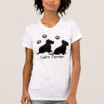 Mojón Terrier Camisetas