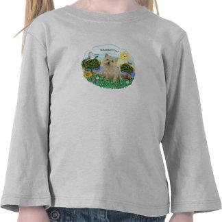 Mojón Terrier (de trigo) Camisetas