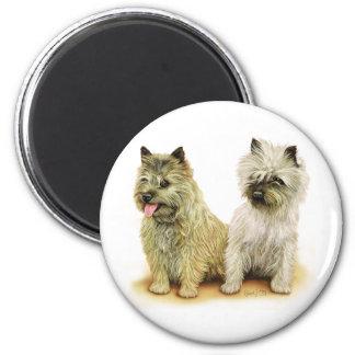Mojón Terrier Imán Para Frigorifico