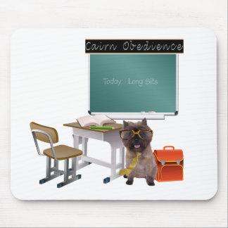 Mojón Terrier Mousepad Alfombrillas De Ratón