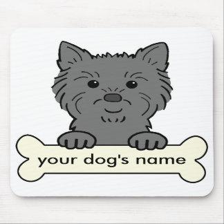 Mojón Terrier personalizado Alfombrillas De Ratones