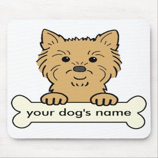 Mojón Terrier personalizado Tapetes De Raton