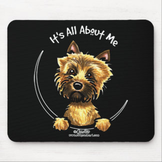 Mojón Terrier su todo alrededor yo Alfombrillas De Ratones