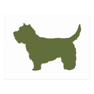 Mojón Terrier Tarjetas Postales