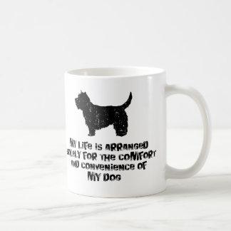 Mojón Terrier Taza De Café