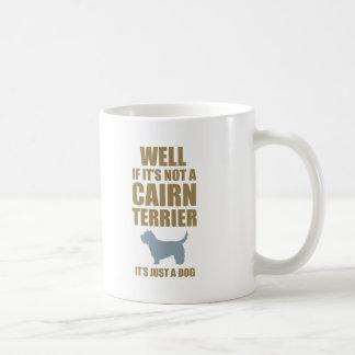 Mojón Terrier Tazas De Café